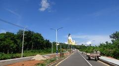 3 Pagoda Mountain(Kyaito) near Kyaiktiyo Pagoda, Golden Rock
