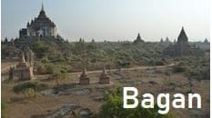 Bagan Travel Sightseeing Spot Ranking Place