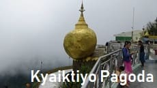 kyaiktiyo pagoda Myanmar Travel,Information