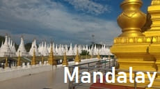 Mandalay Travel Sightseeing Spot Ranking Place