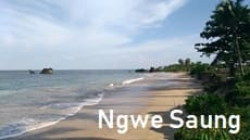 Ngwe Saung Travel Sightseeing Spot Ranking Place