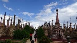 Kakku Pagoda Photo