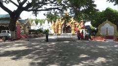 Kuthodaw Pagoda photo Mandalay
