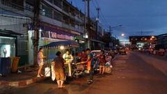 Mae Sot (Thai Land)