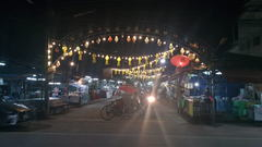 Mae Sot Night Market