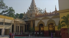 Mahamuni Image photo Myanmar Mandalay