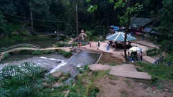 Pwe Kauk Waterfall ピン・ウー・ルウィン Pyin Oo Lwin photo 写真