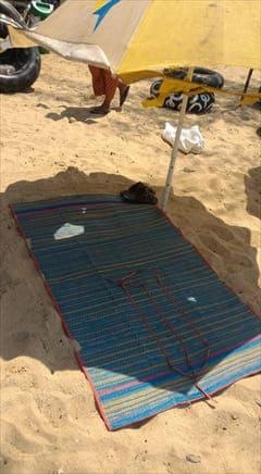 Shine Thar Yar Beach Dawei Photo