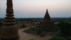 Shwesandaw Pagoda Bagan Photo