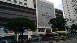 Sule Square yangon Shopping mall center
